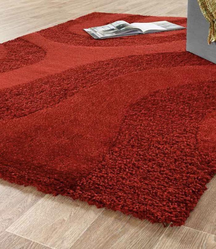 luxury cosy red