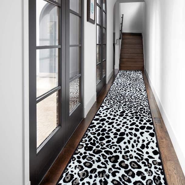 camino animal print leopardo